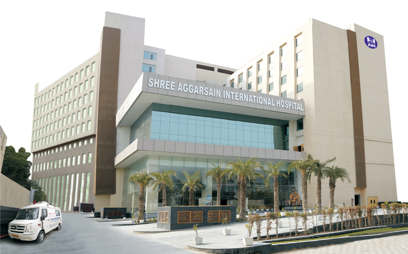 Shree Aggarsain International Hospital